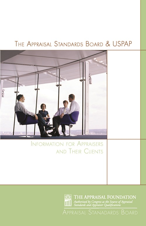 The ASB and USPAP