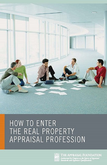 How to become a real estate appraiser