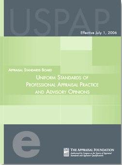 uniform standards of professional appraisal practice uspap pdf