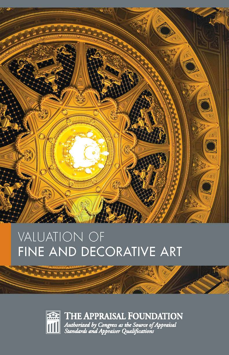 Valuation of Fine and Decorative Art