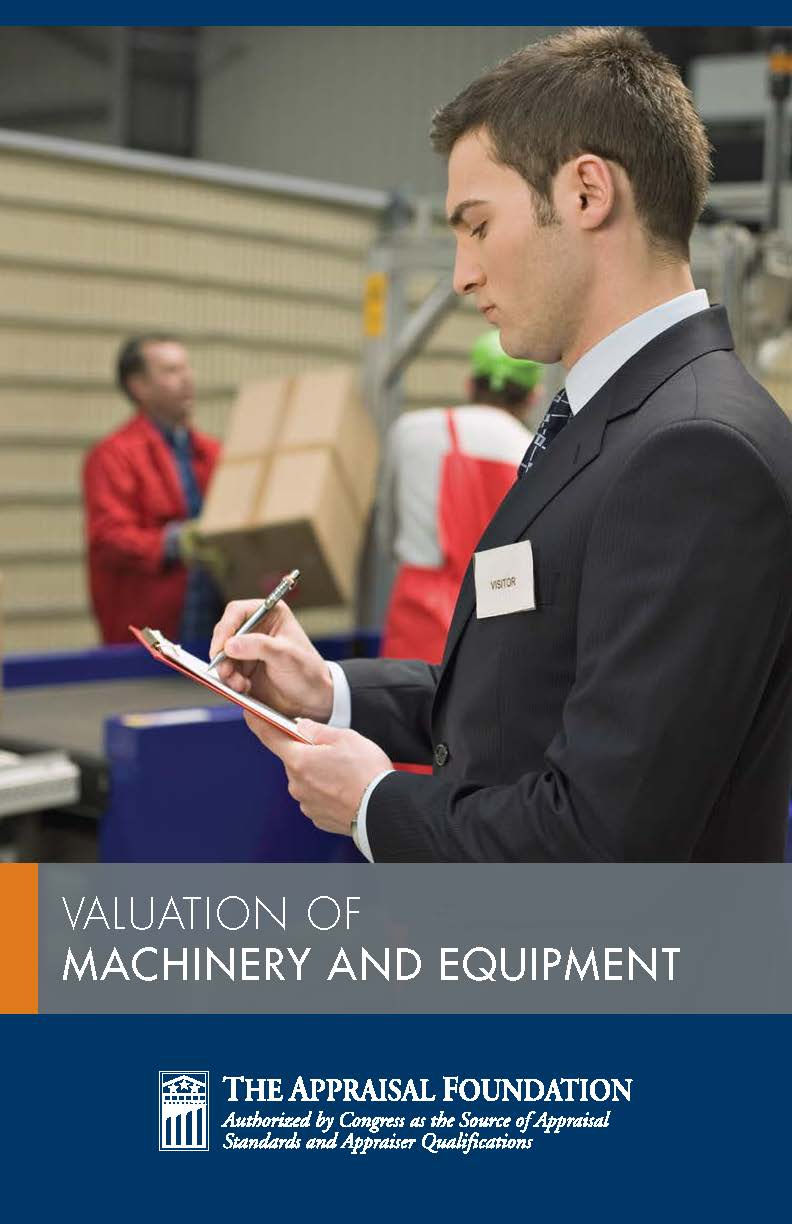 Valuation of Machinery and Equipment