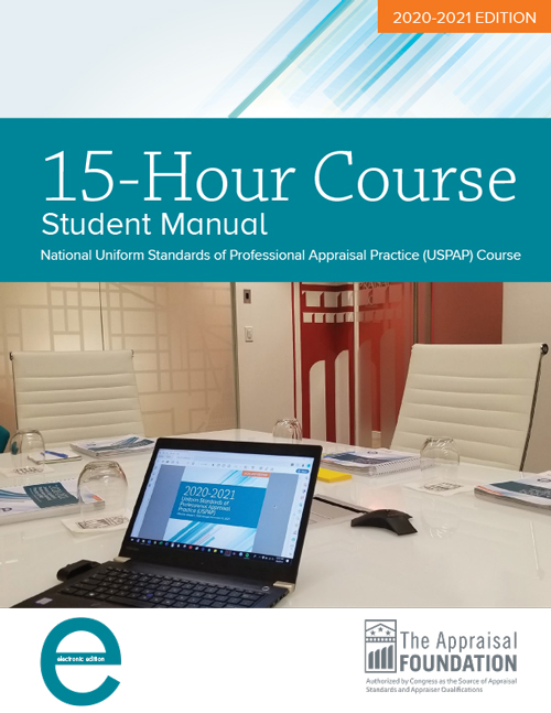 2020-21 15-Hour Course Student eManual